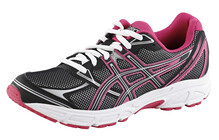Asics Women's Patriot 6 W onyx/black/neon pink